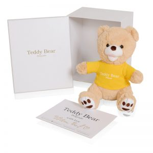 Teddy Bear Yellow 30cm