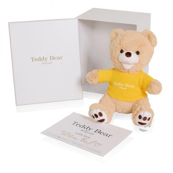 Teddy Bear Yellow 30cm