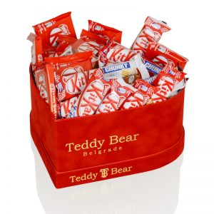 Teddy Bear Kit Kat