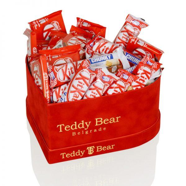 Teddy Bear Kit Kat