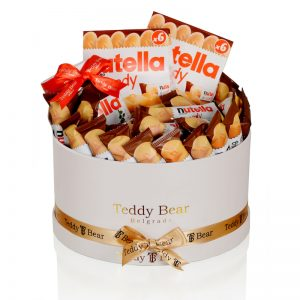 Teddy Bear® Nutella veliki box