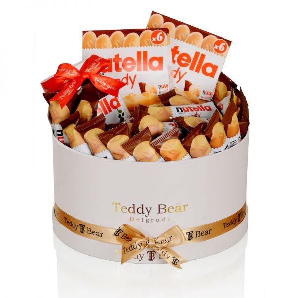 Teddy Bear® Nutella veliki box