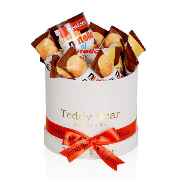 Teddy Bear® Nutella small box