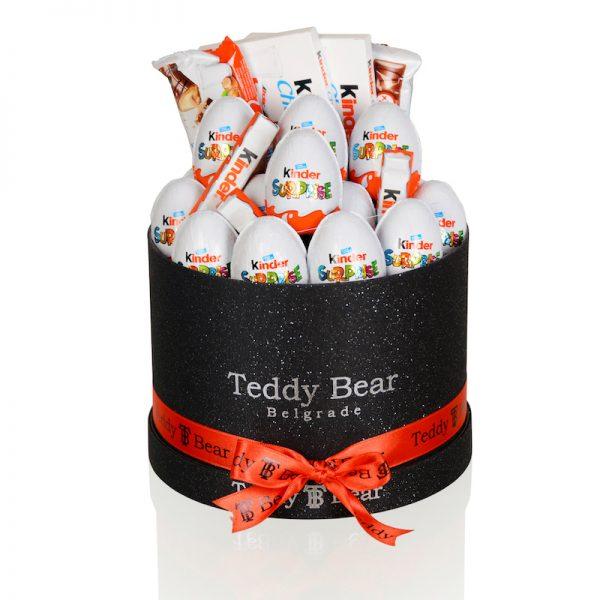 Teddy Bear Space Kinder small