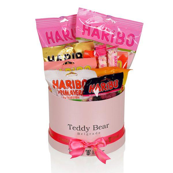 Teddy Bear Haribo small