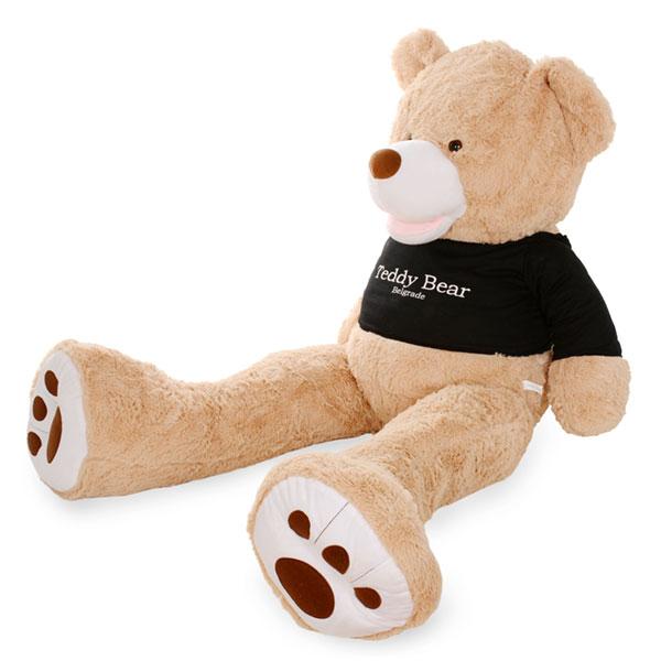 Teddy Bear® Crni 1 6m
