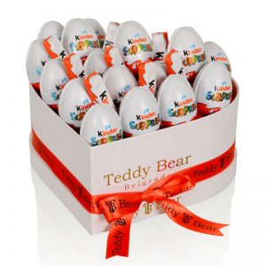 Teddy Bear small kinder heart