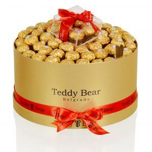 Teddy Bear Veliki Ferrero Box