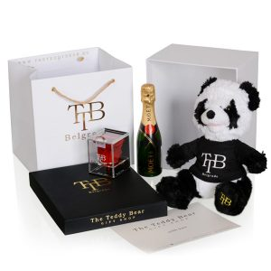Moet Mini & Pure Love with TheTeddyBear Panda