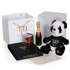 Moet Mini & Pure Love with TheTeddyBear Panda