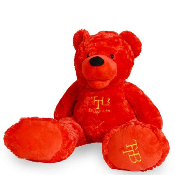 TheTeddyBear 1.3m RED