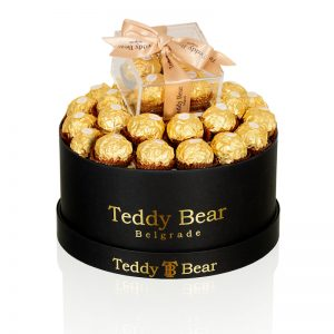 Teddy Bear Black