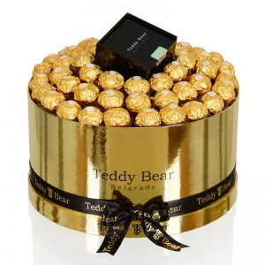Teddy Bear Cleopatra