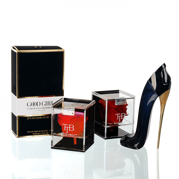 Pure Love + Carolina Herrera Good Girl